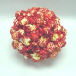 StrawberryHabaneroPopcornBall