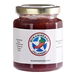 Texas Pepper Jelly's Strawberry Habanero!