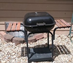 Our gas grill has some age on it now, but we still love it!
