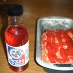 Texas Rib Candy meat loaf