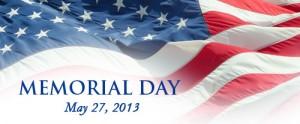 Memorial Day, Texas style