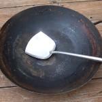 Jane's cast-iron wok