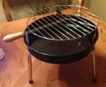 Simple tabletop grill or elaborate outdoor kitchen - Texas Pepper Jelly makes all grilled food better!